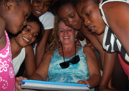 Highlights of Dr Nancy's Trip to Haiti, Sept 29-Oct 4, 2011